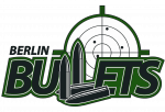 Berlin Bullets Logo Transparent